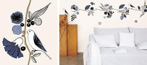 Frise Retro Wall Decal At AllPosters.com