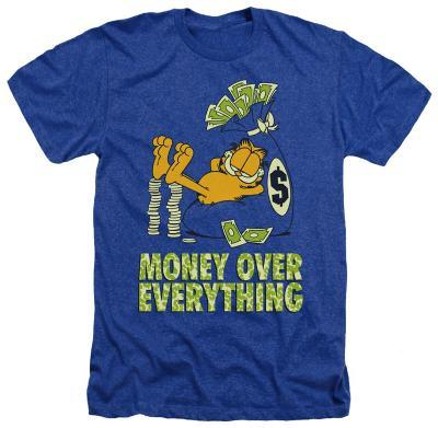 Garfield - Money Is Everything