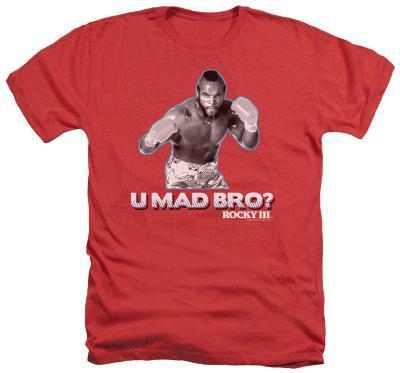 Rocky - U Mad Bro