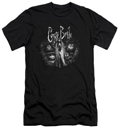 The Corpse Bride - Bride To Be (slim fit)