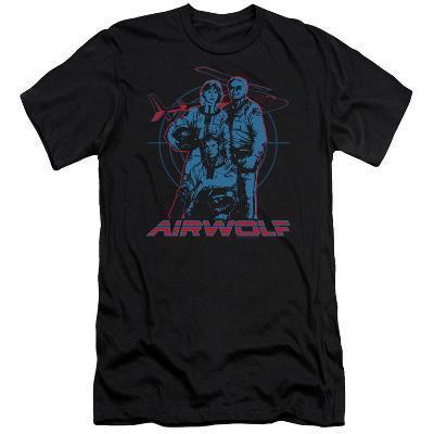 Airwolf - Graphic (slim fit)