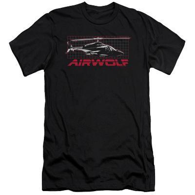 Airwolf - Grid (slim fit)