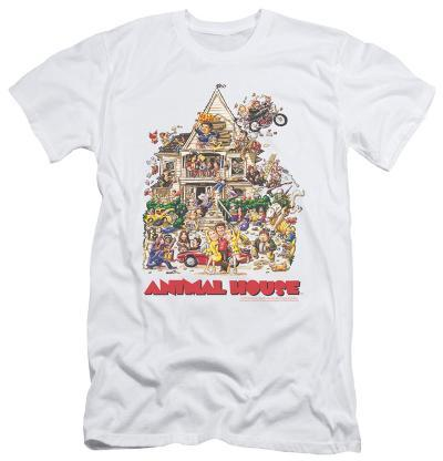 Animal House - Poster Art (slim fit)