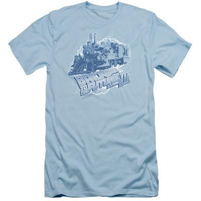 Back To The Future III - Time Train (slim fit)