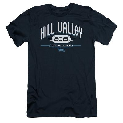 Back To The Future II - Hill Valley 2015 (slim fit)