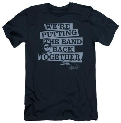 Blues Brothers - Band Back (slim fit)
