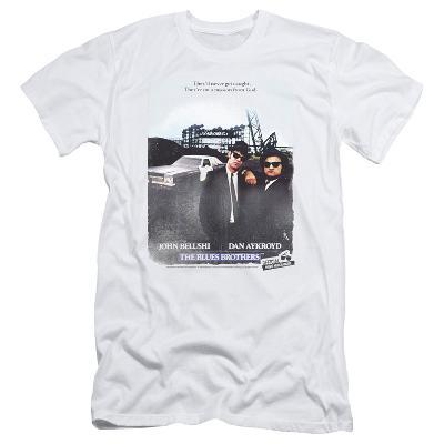 Blues Brothers - Distressed Poster (slim fit)