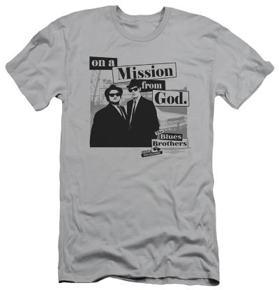 Blues Brothers - Mission (slim fit)
