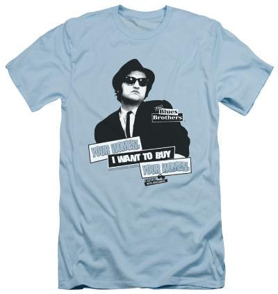 Blues Brothers - Women (slim fit)