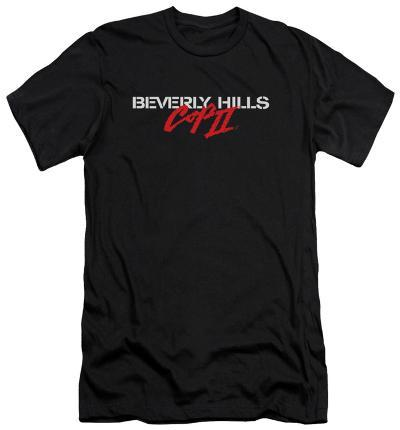 Beverly Hills Cop II - Logo (slim fit)