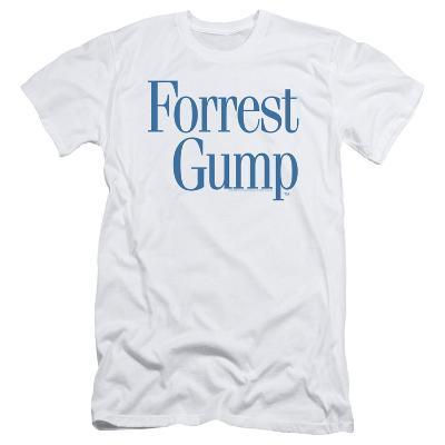 Forrest Gump - Logo (slim fit)