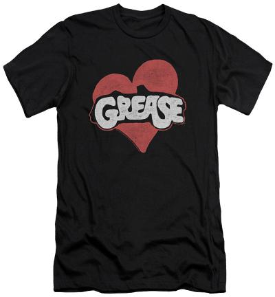Grease - Heart (slim fit)