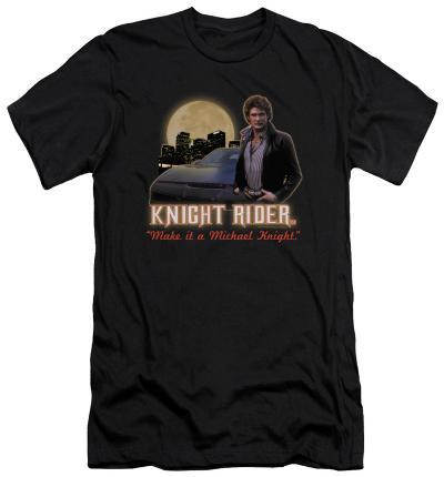 Knight Rider - Full Moon (slim fit)