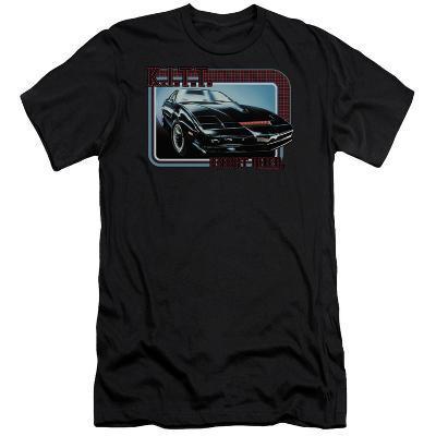 Knight Rider - Kitt (slim fit)