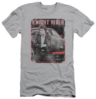 Knight Rider - Knight And Kitt (slim fit)