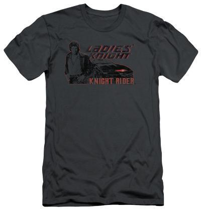 Knight Rider - Ladies Knight (slim fit)
