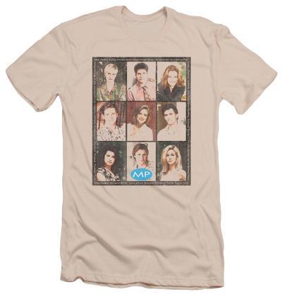 Melrose Place - Season 2 Cast Squared (slim fit)