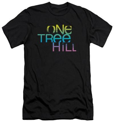 One Tree Hill - Color Blend Logo (slim fit)