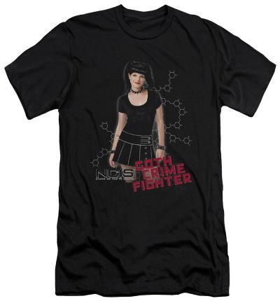 NCIS - Goth Crime Fighter (slim fit)