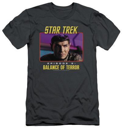 Star Trek - Balance Of Terror (slim fit)