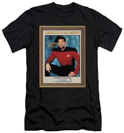 Star Trek - Employee Of Month (slim fit)