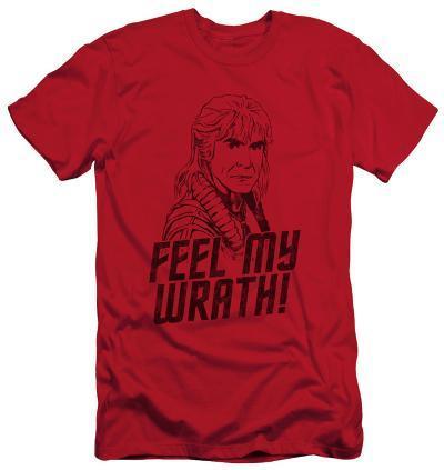 Star Trek - My Wrath (slim fit)