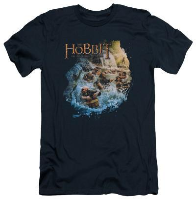 The Hobbit: The Desolation of Smaug - Barreling Down (slim fit)