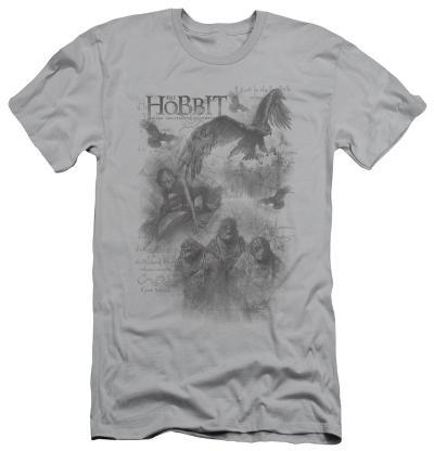 The Hobbit: An Unexpected Jouney - Sketches (slim fit)