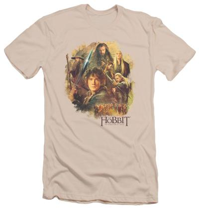 The Hobbit: The Desolation of Smaug - Collage (slim fit)