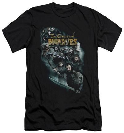 The Hobbit - Company Of Dwarves (slim fit)