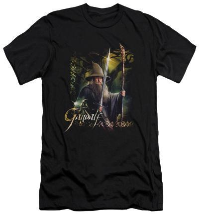 The Hobbit - Sword And Staff (slim fit)