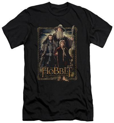 The Hobbit: An Unexpected Journey - The Three (slim fit)