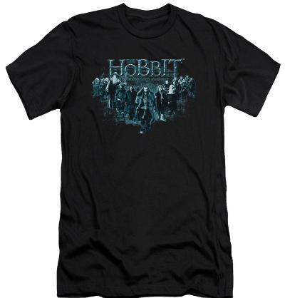 The Hobbit: An Unexpected Journey - Thorin And Company (slim fit)