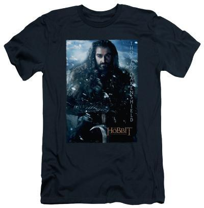 The Hobbit: An Unexpected Journey - Thorin Poster (slim fit)