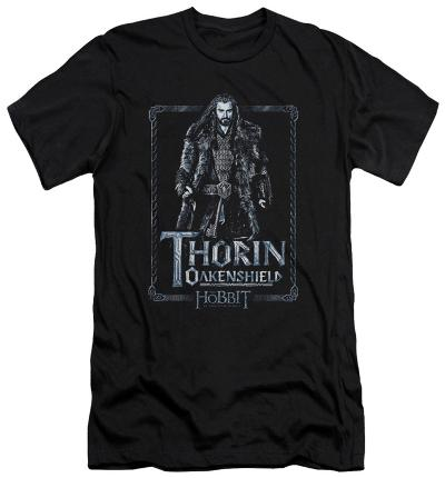 The Hobbit: An Unexpected Journey - Thorin Stare (slim fit)