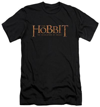The Hobbit: The Desolation of Smaug - Logo (slim fit)