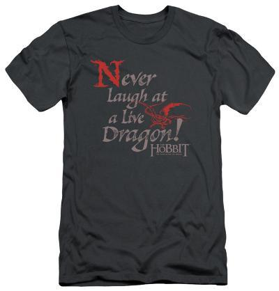 The Hobbit: The Desolation of Smaug - Never Laugh (slim fit)
