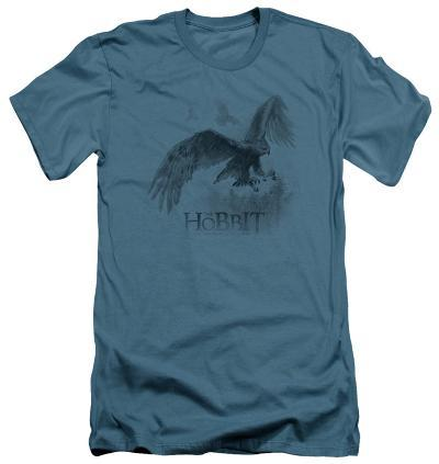 The Hobbit: An Unexpected Journey - Great Eagle Sketch (slim fit)