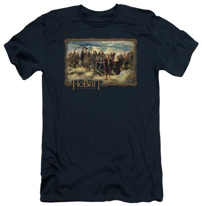 The Hobbit: An Unexpected Journey - Hobbit & Company (slim fit)