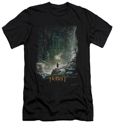 The Hobbit: The Desolation of Smaug - At Smaug's Door (slim fit)