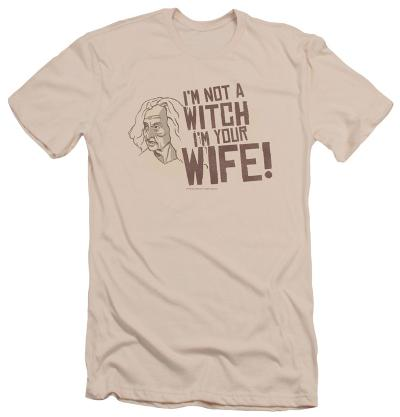 The Princess Bride - Not A Witch (slim fit)