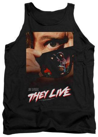 Tank Top: They Live - Poster