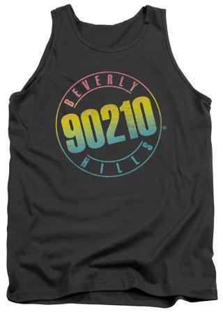 Tank Top: Beverly Hills 90210 - Color Blend Logo