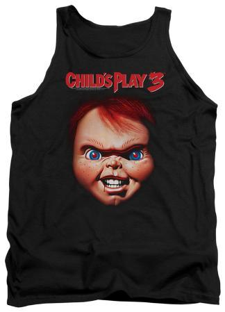 Tank Top: Childs Play 3 - Chucky