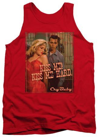Tank Top: Cry Baby - Kiss Me