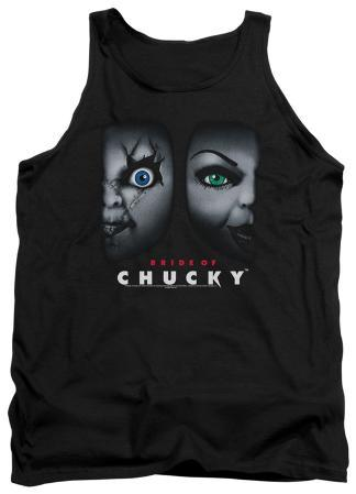Tank Top: Bride Of Chucky - Happy Couple