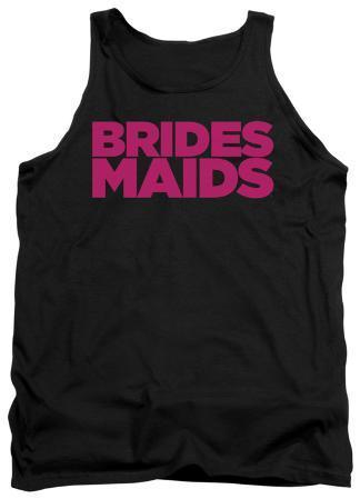 Tank Top: Bridesmaids - Logo