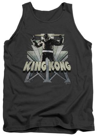 Tank Top: King Kong - 8th Wonder