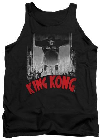Tank Top: King Kong - At The Gates Poster