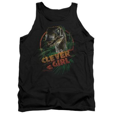 Tank Top: Jurassic Park - Clever Girl